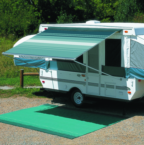 Carefree 11 6 Campout Bag Awning Ocean Blue