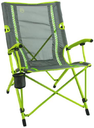 Excellent Coleman Comfortsmart Interlock Sling Chair Breeze Lime Inzonedesignstudio Interior Chair Design Inzonedesignstudiocom