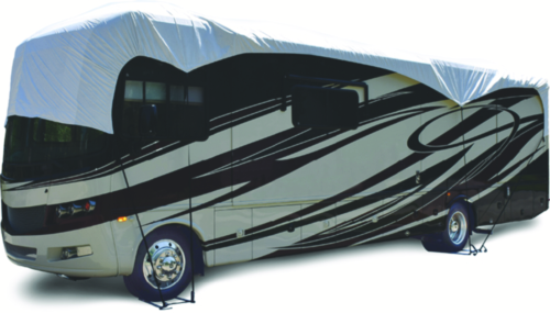 Adco Rv Roof Cover Fits Class A Class C Travel Trailer